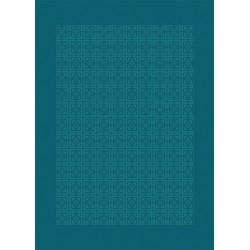 Ręcznik kuchenny Paris Architecture Bleu Canard 50 x 70 cm GARNIER THIEBAUT