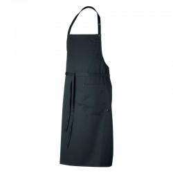 Fartuch kuchenny czarny Dax...