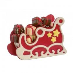 Forma z tworzywa do czekolady SANIE 3D Martellato 2SL01