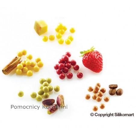 Forma silikonowa MINI PERŁY śr. 7mm Mini Pearl Silikomart Professional