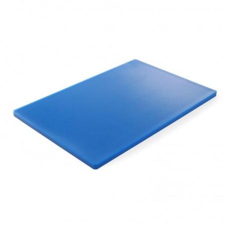 Deska do krojenia 60x40x1,8 cm niebieska HACCP - HENDI 825624
