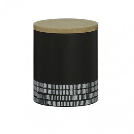 Pojemnik metalowy kuchenny poj. 1 litr Monochrome Typhoon