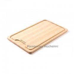 Deska drewniana z wcięciem...