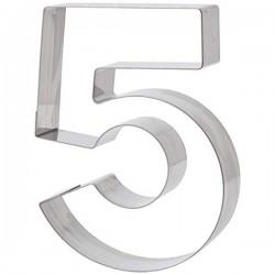 Rant cukierniczy cyfra 5 -...