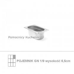 Pojemnik GN 1/9 poj. 0,6l -...