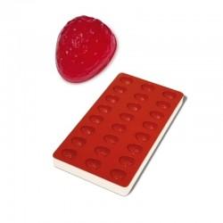 Forma silikonowa truskawka...