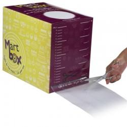 Pudełko na makaroniki 60x60...