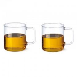Kubek szklany do kawy lub...