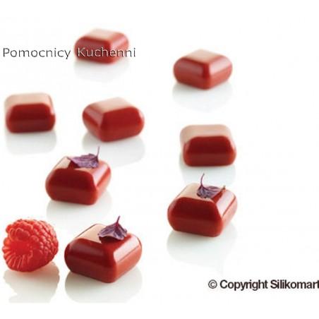 Forma silikonowa mikro klejnot 5ml Micro Gem 5 Silikomart Professional