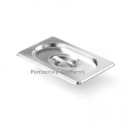 Pokrywka do pojemników GN 1/9 - 17,6x10,8cm - KITCHEN LINE HENDI 806876