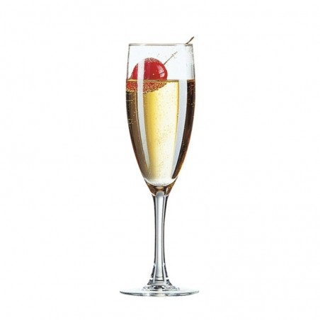 Kieliszek do szampana 150ml ARCOROC Linia PRINCESA - komplet 6 szt