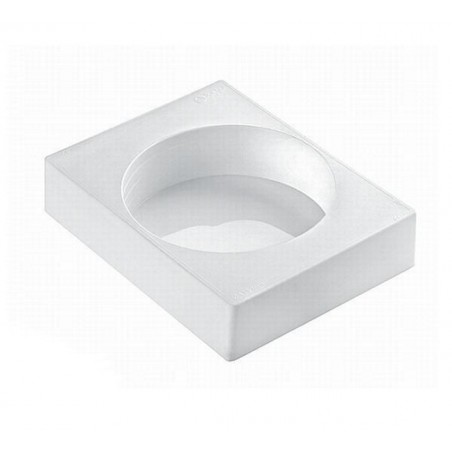 Forma silikonowa okrągła koło śr 13cm wys 5cm poj 705 ml tor135/1 Silikomart Professional
