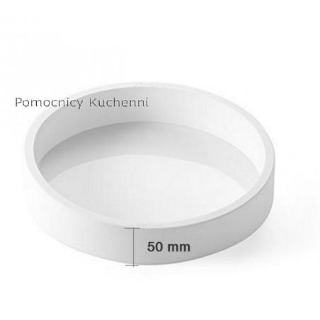 Forma silikonowa okrągła, koło śr. 26cm wys. 5cm poj. 2645 ml TOR260/1 SILIKOMART PROFESSIONAL