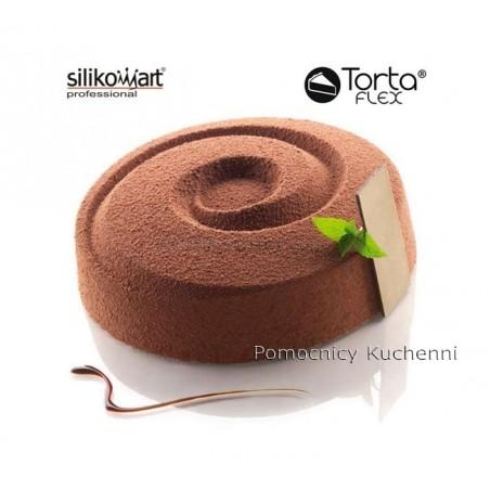 Forma silikonowa VORTEX śr. 18cm poj. 960ml Silikomart Professional