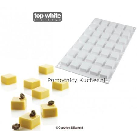 Forma silikonowa mikro kwadrat 5ml Micro square 5 Silikomart Professional