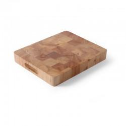 Deska drewniana z klejonego...