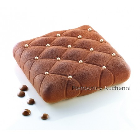 Forma silikonowa pikowana poduszka MATELASSE poj. 1000ml Silikomart Professional
