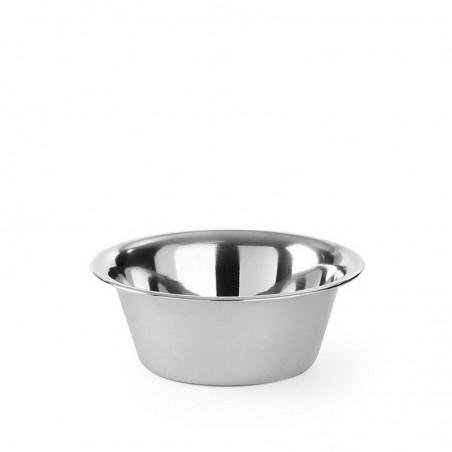 Miska kuchenna z rantem poj. 0,8 l  HENDI 530108