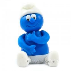Masa cukrowa niebieska 250g...
