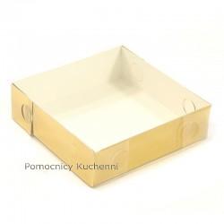 Pudełko na ciasteczka wieko...