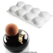 Formy silikonowe Silikomart do małych deserów od 20 - 150 ml