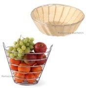 Koszyki na chleb i owoce - sklep internetowy - PomocnicyKuchenni.pl