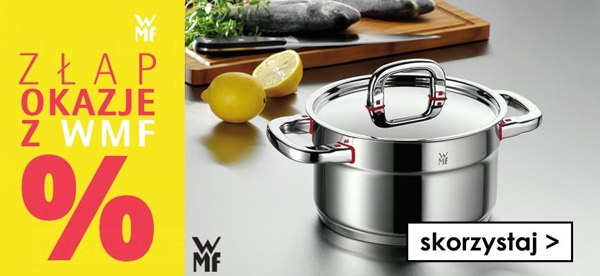 Wyprzedaż wycofanych produktów marki WMF