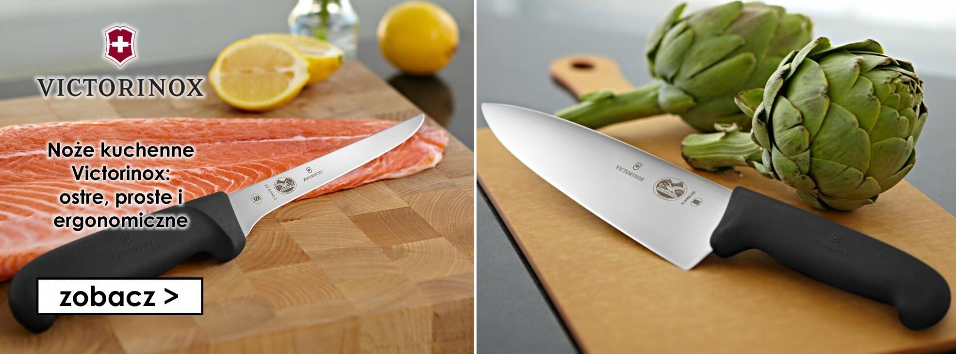 Nowa marka noże szwajcarskie Victorinox