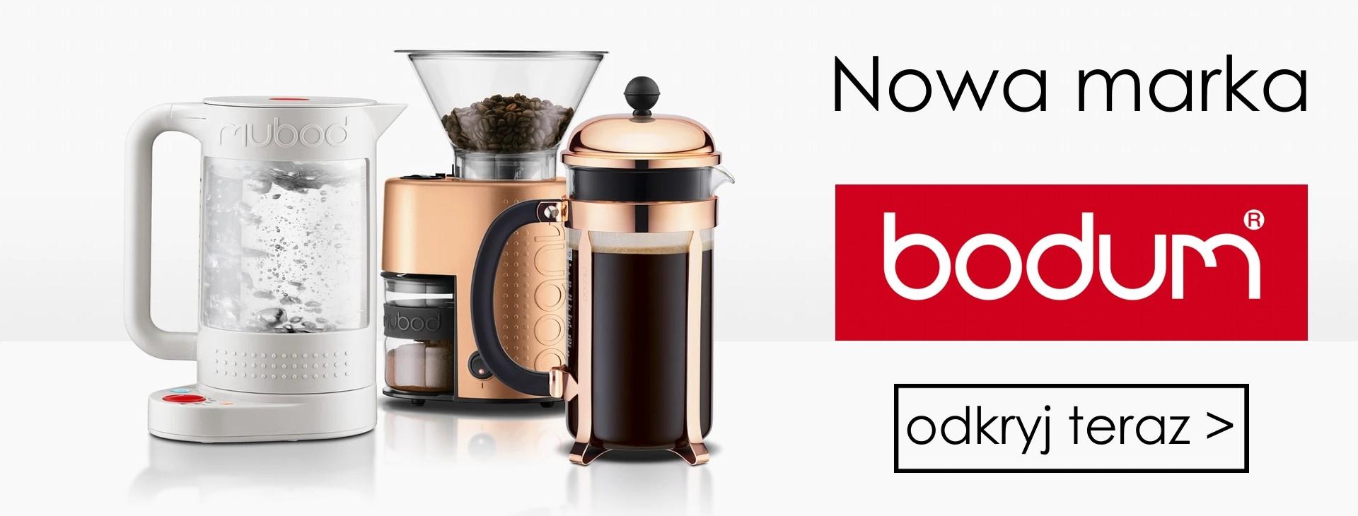 Nowa marka w sklepie - BODUM