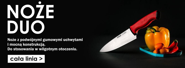Nowa seria noży DUO marki HENDI